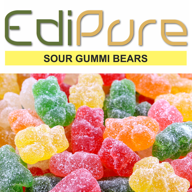 Frosted-Leaf-Edible-Sour-Gummi