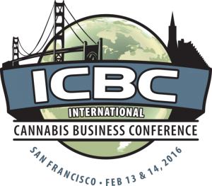 Find Cannabis Reports at the 2016 International Cannabis Business Conference in SF: Feb. 13th-14th