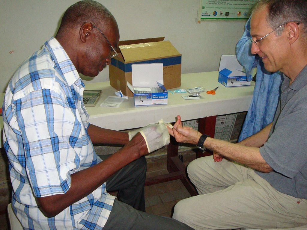There Have Been Some Advancements in the Fight Against Malaria, Including Rapid Diagnostic Tests (source)