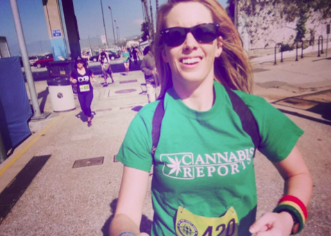 LATimes.com: Marijuana Advocates Hold Fun Run in Santa Monica to Dispel Stereotypes