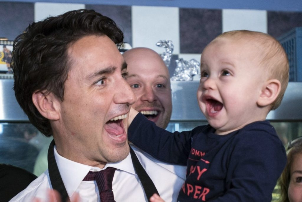 WashingtonPost.com: Justin Trudeau May Have Made the Best Case for Legal Pot Ever